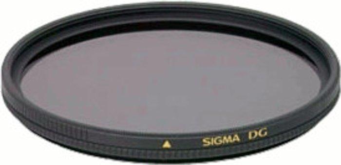 Sigma Sigma Pol 62mm EX DG MC