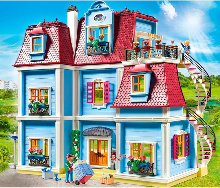 Playmobil Playmobil Dollhouse Large Dollhouse (70205)