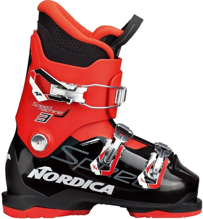 NORDICA Nordica Speedmachine J3 Jr (2020) black/red