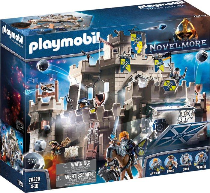 Playmobil Playmobil Knights Grand Castle of Novelmore (70220)