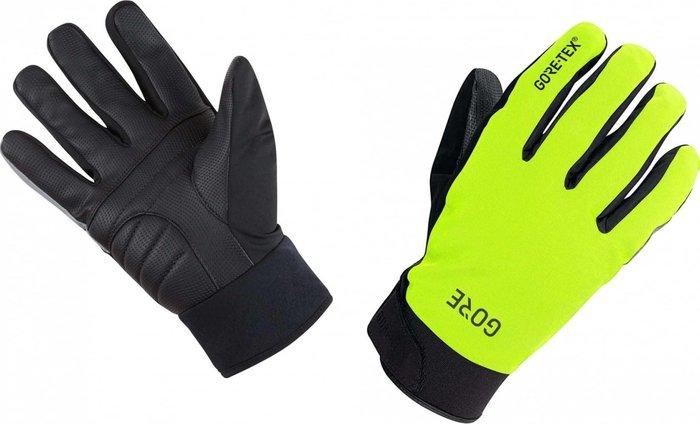 GORE Gore C5 GTX Thermo Gloves neon yellow/black