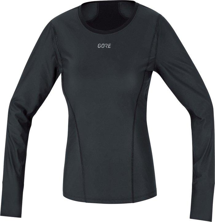 GORE Gore Wmn GWS BL Thermo L/S Shirt black