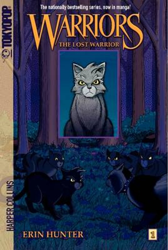 Warriors Manga: The Lost Warrior