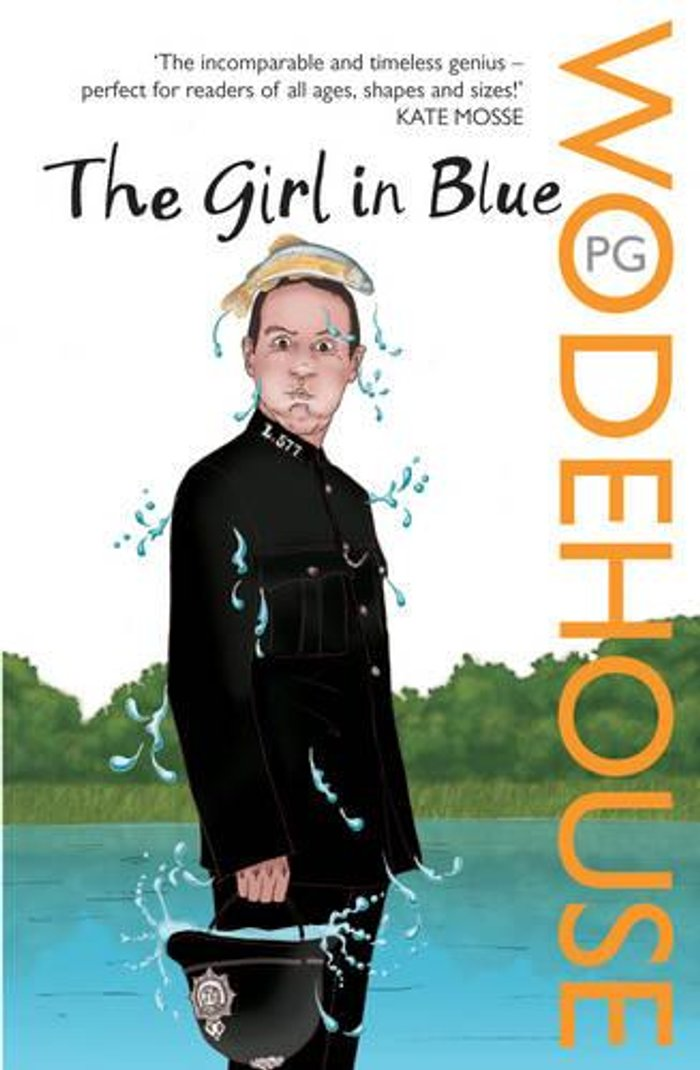 The Girl in Blue