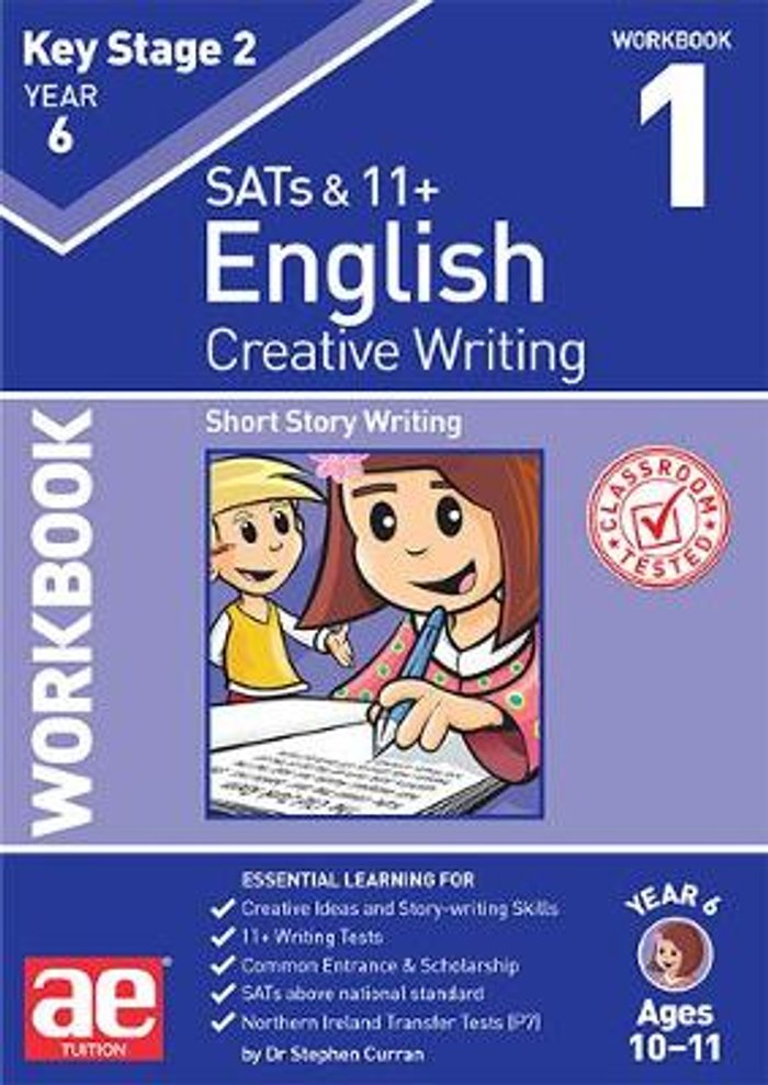 KS2 Creative Writing Year 6 Workbook 1
