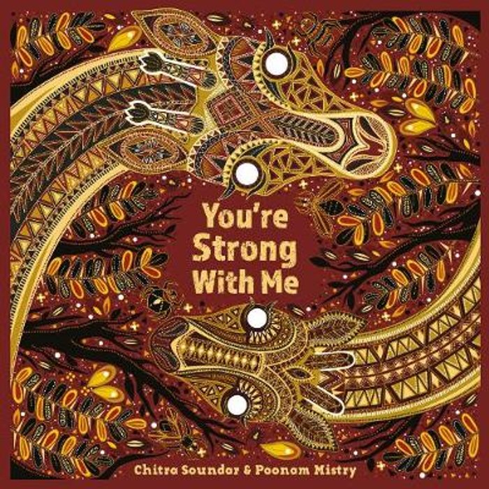 You're Strong with Me