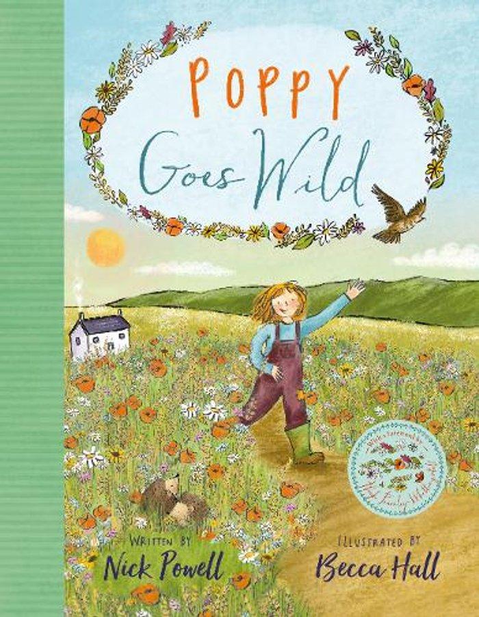 Poppy Goes Wild