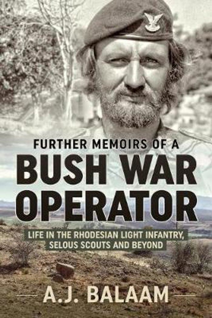 Memoirs of a Bush War Operator