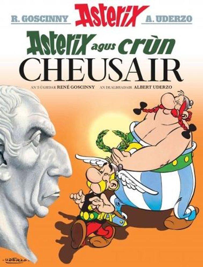 Asterix agus Crun Cheusair 2020