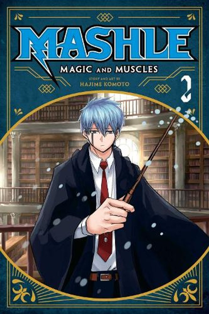 Mashle: Magic and Muscles, Vol. 2