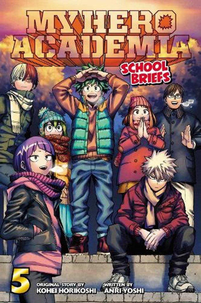 My Hero Academia: School Briefs, Vol. 5