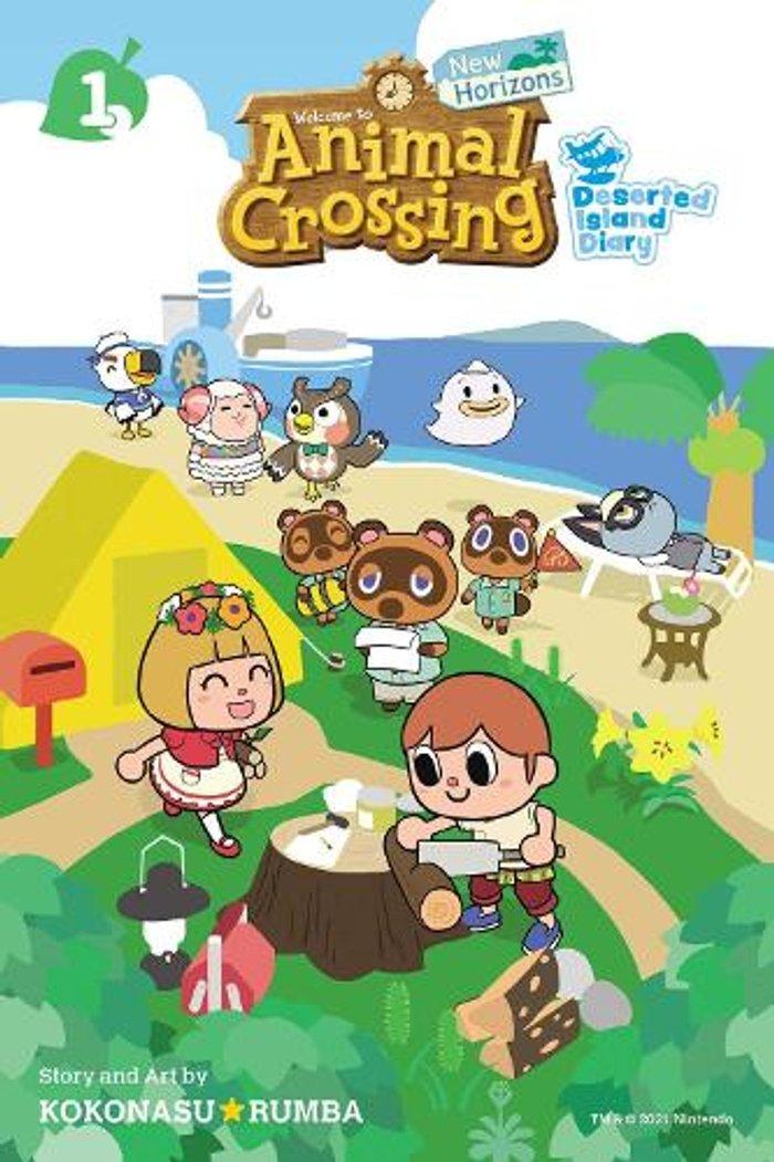 Animal Crossing: New Horizons, Vol. 1