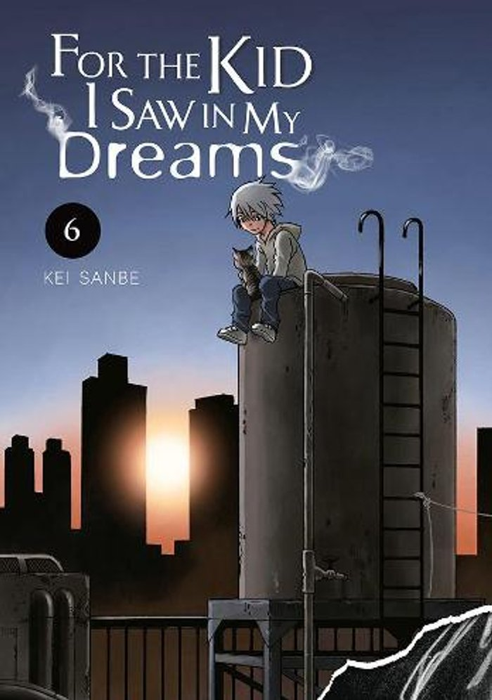 For the Kid I Saw in My Dreams, Vol. 6