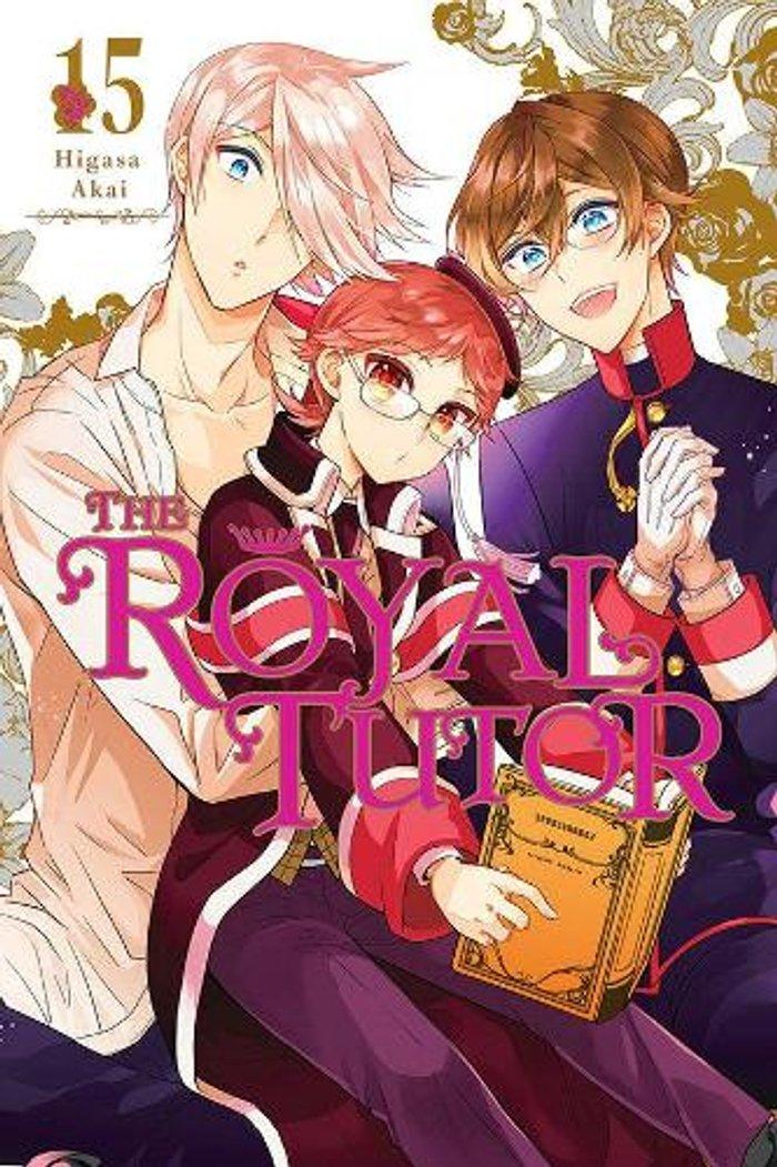 The Royal Tutor, Vol. 15