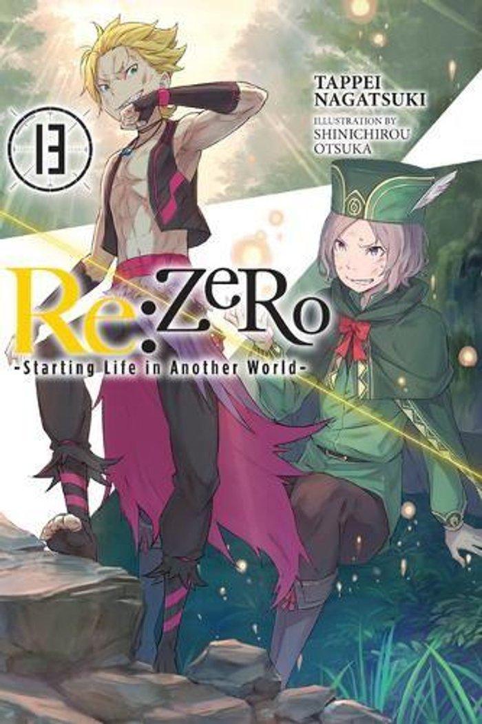 Re:ZERO -Starting Life in Another World-, Vol. 13 (light novel)
