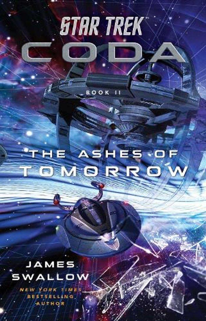 Star Trek: Coda: Book 2: The Ashes of Tomorrow