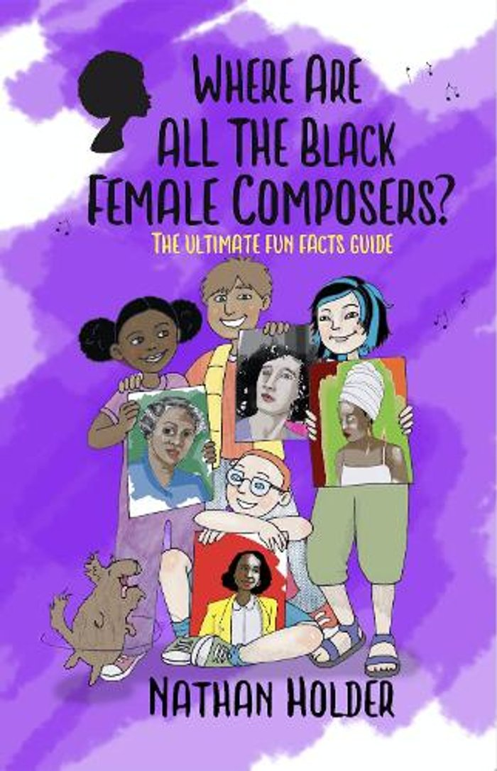 Where Are All The Black Female Composers