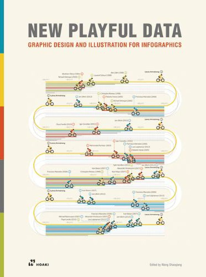 New Playful Data: Graphic Design and Illustration for Infographics