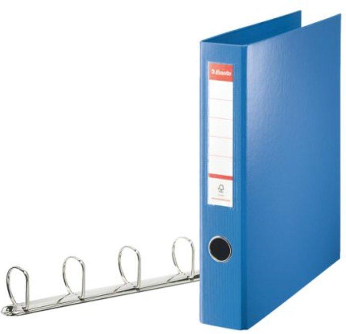 Esselte Esselte 4D-Ring A4 Binder 40mm Blue 82405