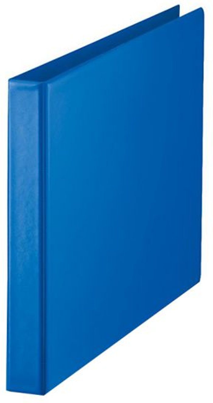 Esselte Esselte 4 D-Ring Binder 25mm Polypropylene Landscape A3 Blue 68735