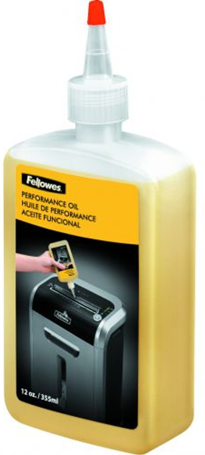 Fellowes Fellowes Shredder Machine Oil 355ml Bottle 35250