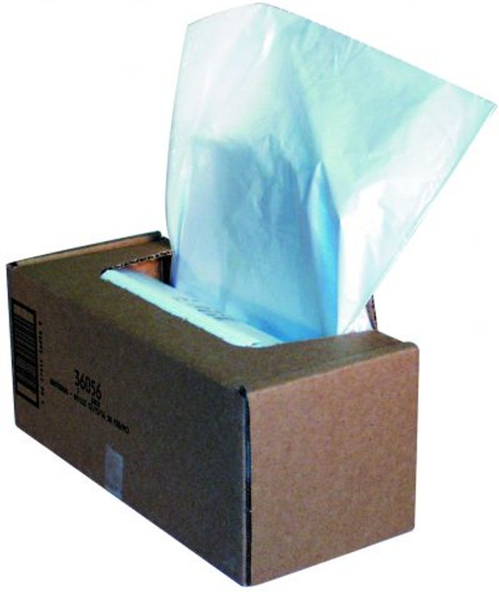 Fellowes Fellowes Shredder Wastebags 75-85L Approx (Pack of 50) 36056