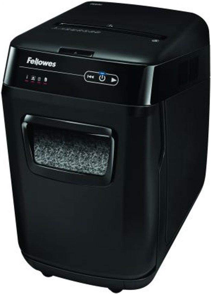 Fellowes Fellowes Automax 200M Microshred Shredder (200 sheet automatic shredding capacity) 4656401