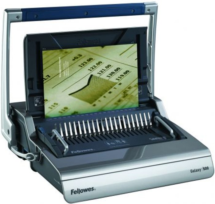 Fellowes Fellowes Galaxy Manual Comb Binding Machine 5622001