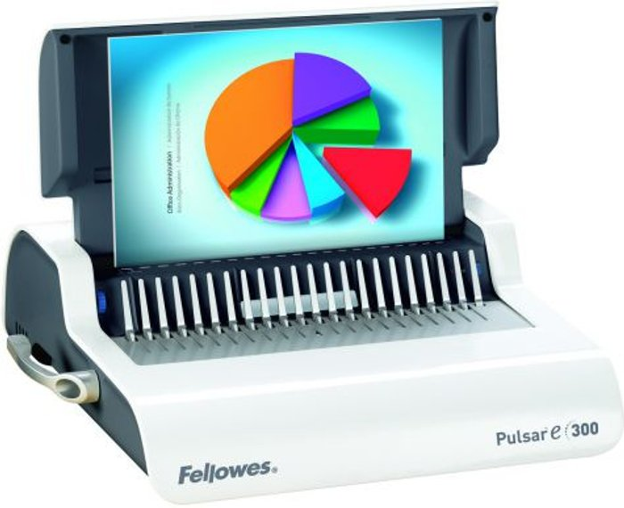 Fellowes Fellowes Pulsar A4 Electric Comb Binding Machine 5620701