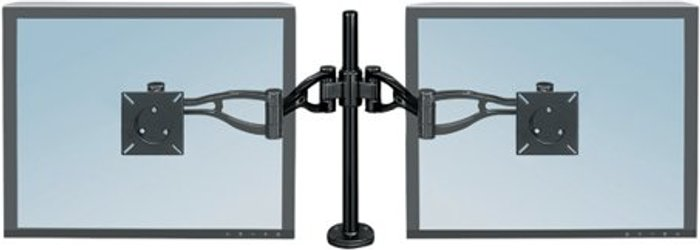 Fellowes Fellowes Professional Series Dual Monitor Arm 8041701
