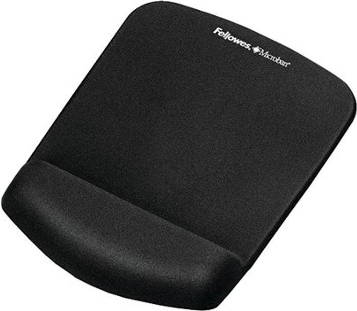 Fellowes Fellowes PlushTouch Mouse Pad Black 9252003