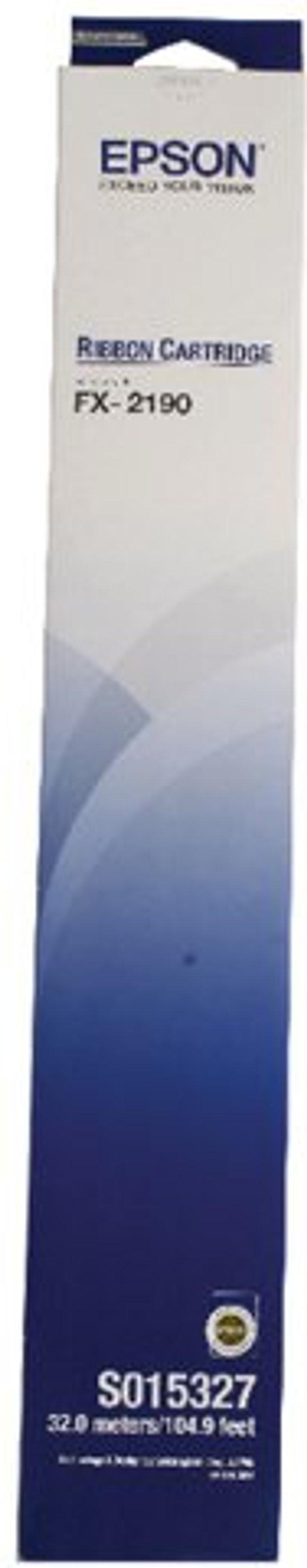 Epson Epson Fabric Ribbon Cartridge FX-2190 Black C13S015327