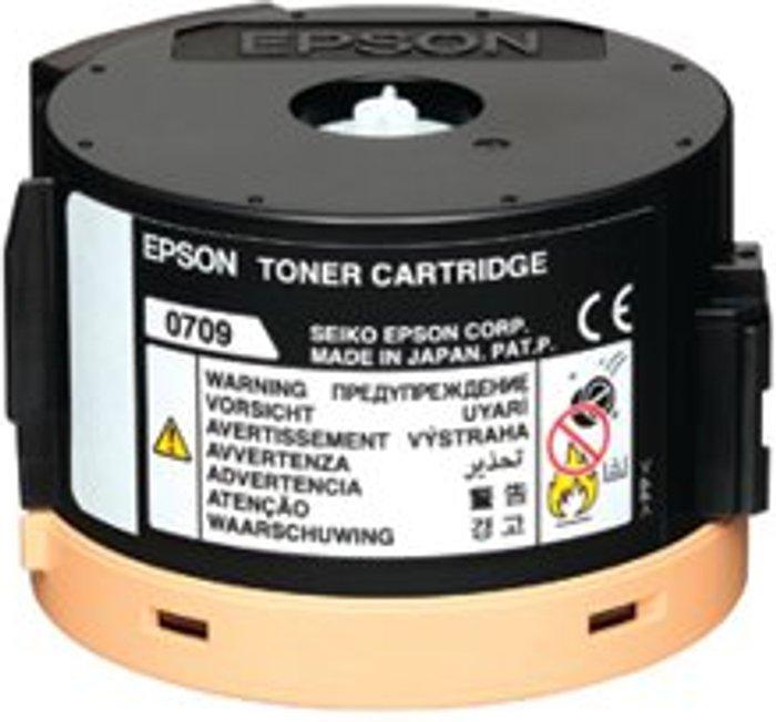 Epson Epson S050709 Black Toner Cartridge C13S050709