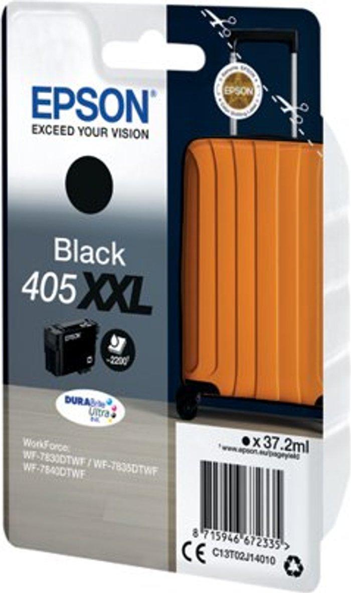 Epson Epson 405XXL Ink Cartridge Black C13T02J14010