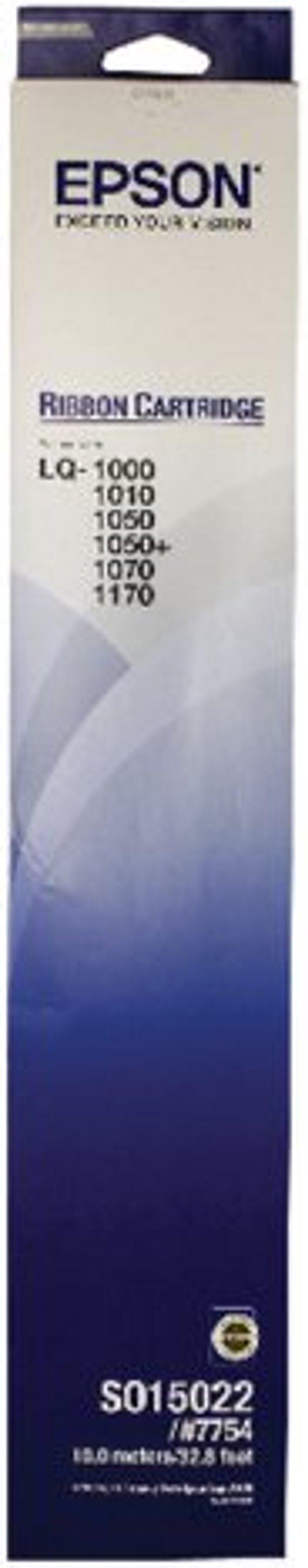 Epson Epson Fabric Ribbon Cassette Black RC100010 7754 C13S015022