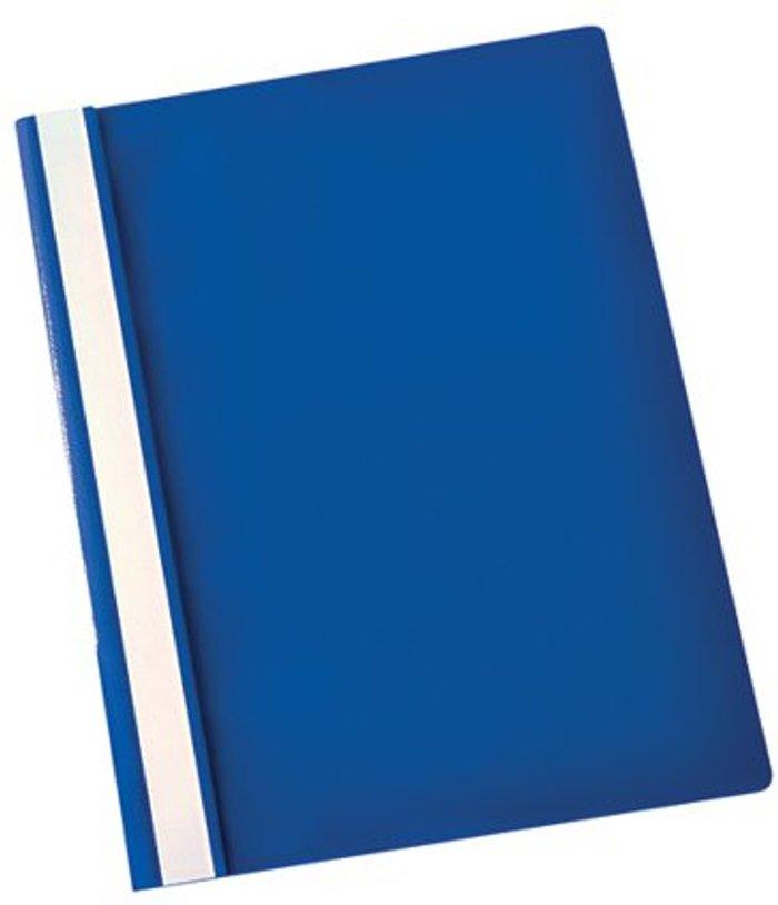 Esselte Esselte Report File Polypropylene A4 Dark Blue (Pack of 25) 28315