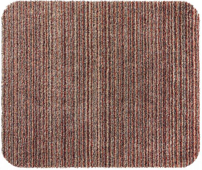 Marvel Mat Marvel Stripe Washable Doormat Brown