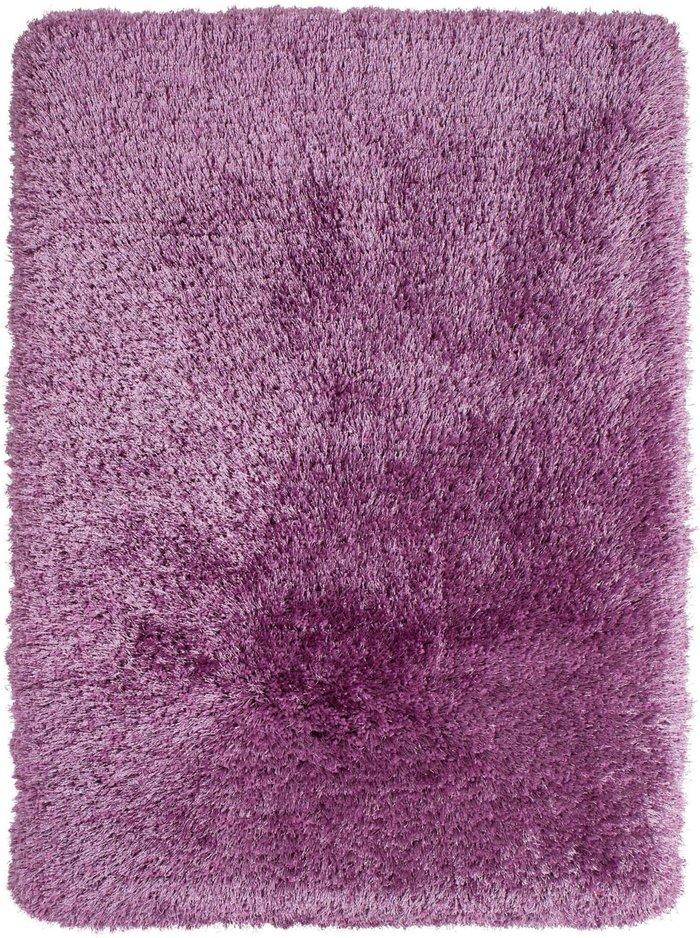 Dunelm Montana Shaggy Runner Purple