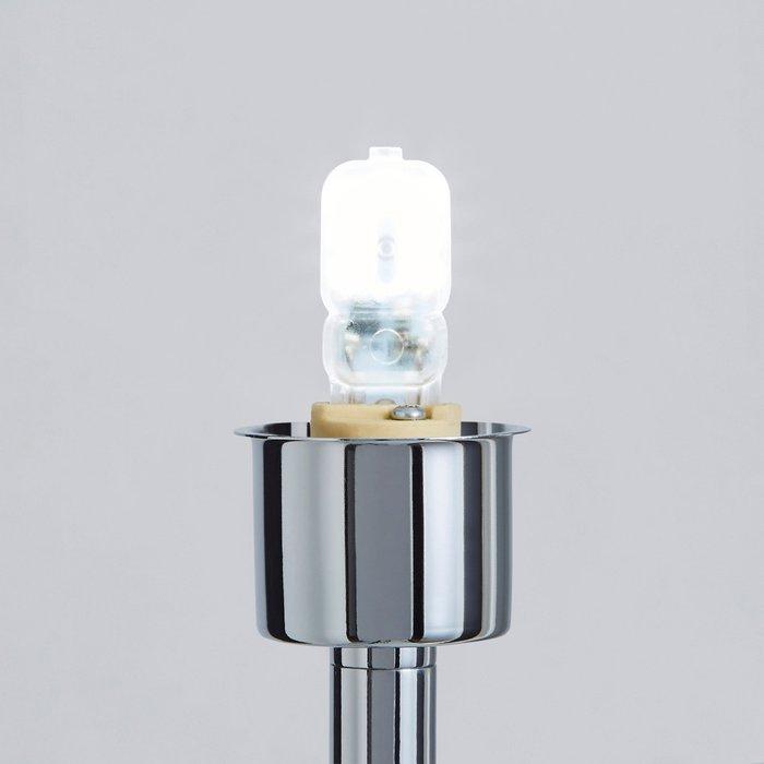 Dunelm Dunelm 2.2 Watt G9 LED Day Light Bulb 4 Pack White
