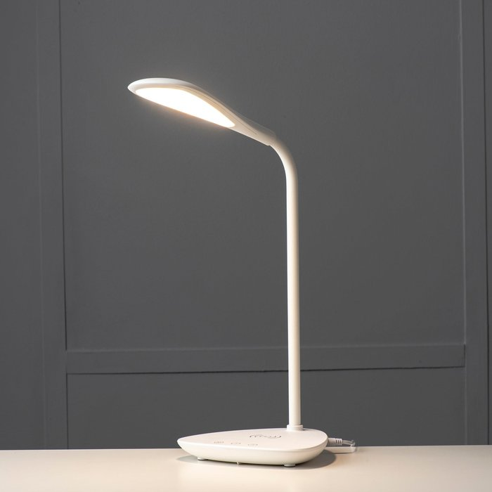 Koble Koble Elliptical Phone Charging Lamp White