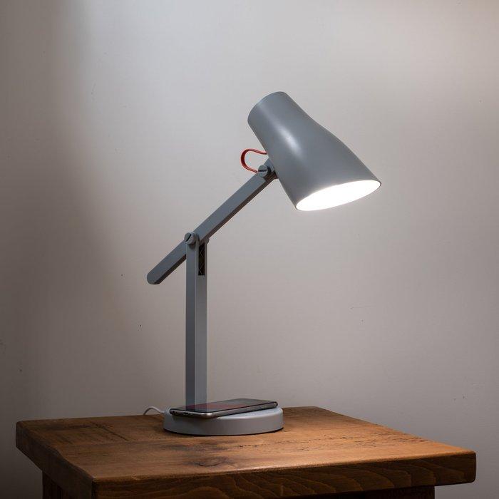 Koble Koble Pixie Phone Charging Lamp Grey