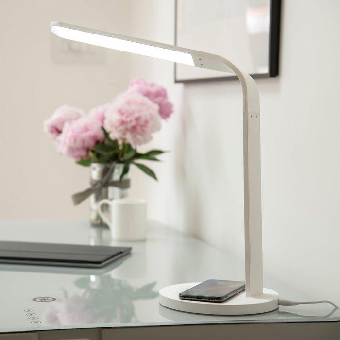 Koble Koble Arc Phone Charging Lamp White
