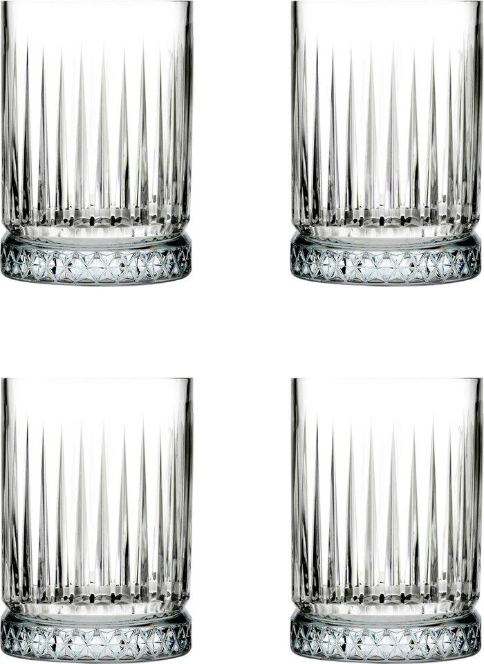 Dunelm Pack of 4 Elysia Shot Glasses Clear