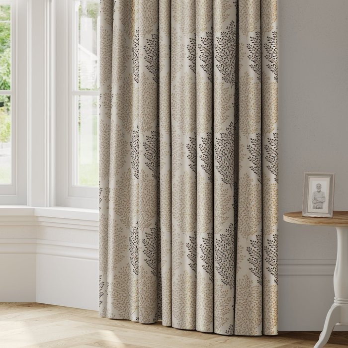 Made to Measure Jessie Made to Measure Curtains Jessie Charcoal