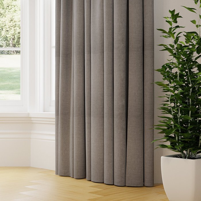 Made to Measure Carnaby Made to Measure Curtains Carnaby Pewter