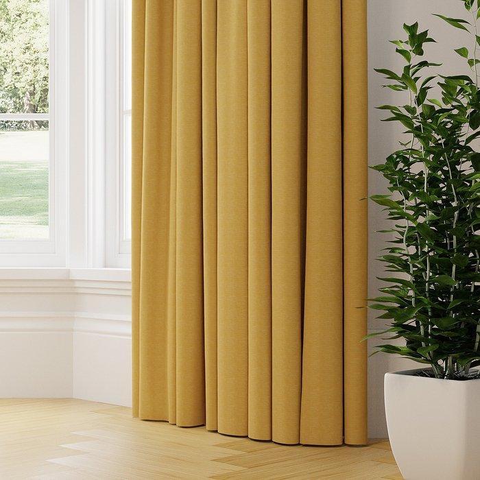 Made to Measure Kensington Made to Measure Curtains Kensington Ochre