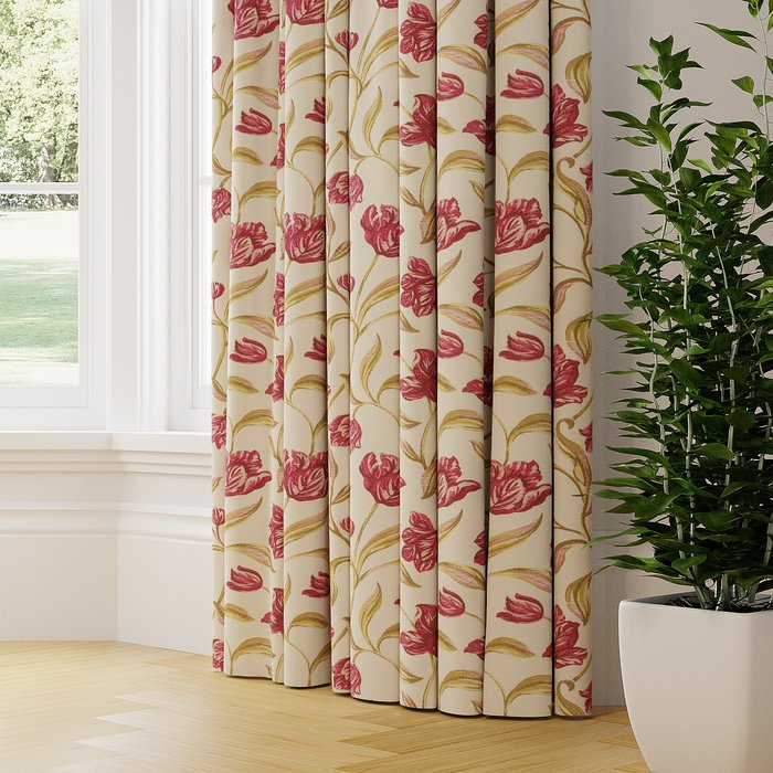 Made to Measure Gabrielle Made to Measure Curtains Gabriella Rouge