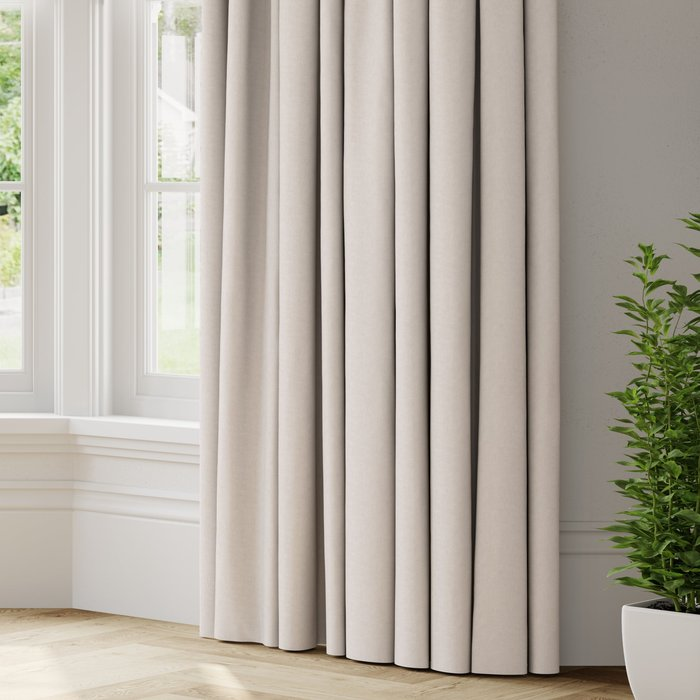 Made to Measure Nevis Made to Measure Curtains Nevis Jacquard Ivory