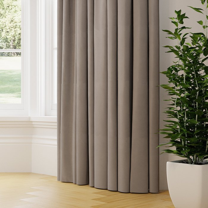 Made to Measure Nevis Made to Measure Curtains Nevis Jacquard Silver