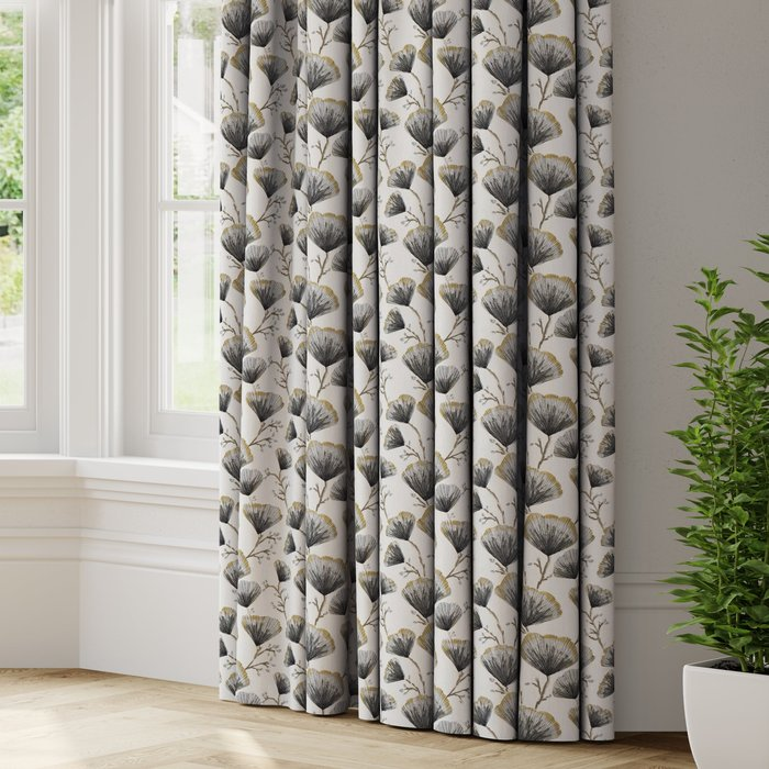 Made to Measure Odin Made to Measure Curtains Odin Printed Mist